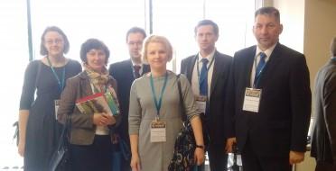 Universiteto atstovai lankėsi forume Agroforum Mare Balticum
