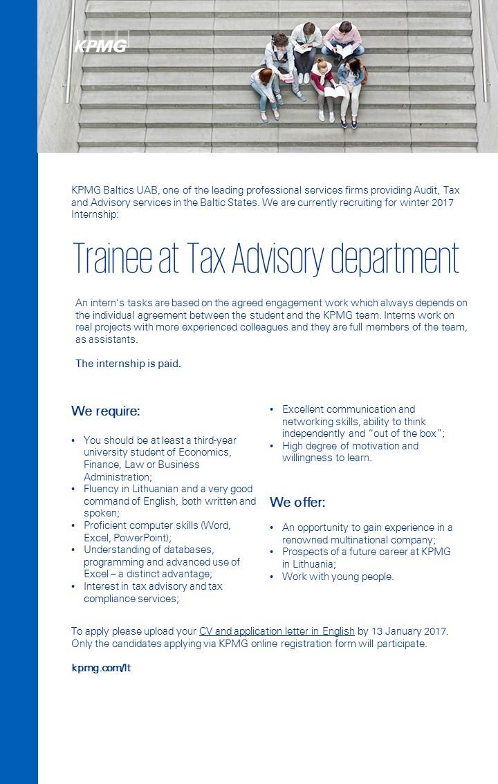 tax-trainee
