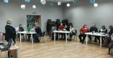 Kūrybinis susitikimas su Teizų kaimo bendruomene