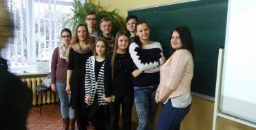 Susitikimai su moksleiviais