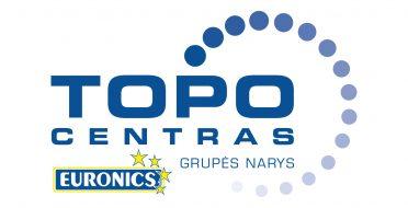"""""""TOPO CENTRAS"""" vardinės stipendijos"""