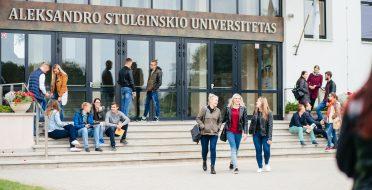Kviečiame studijuoti magistrantūroje!
