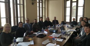 Baltijos jūros regiono šalių mokslo, valdžios ir verslo organizacijų diskusija dėl bendradarbiavimo plėtojant bioekonomiką