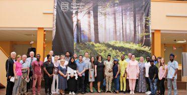 """Tarptautinis seminaras ,,Kaimo vietovių valdymas ir planavimas"""" skirtas Afrikos dienai paminėti"""