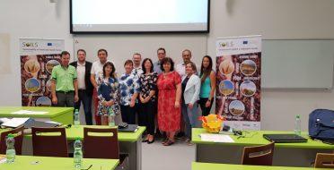 International Meeting in Czech Republic